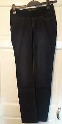 Blooming Marvellous Mothercare Maternity Jeans Size 6L Straight Leg RRP £24