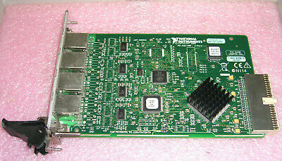 NI PXI-8430/4 PXI-8430 4 Channel RS232 Module National Instruments