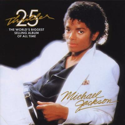 Michael Jackson - Thriller 25th Anniversary Ed. CD Epc NEW