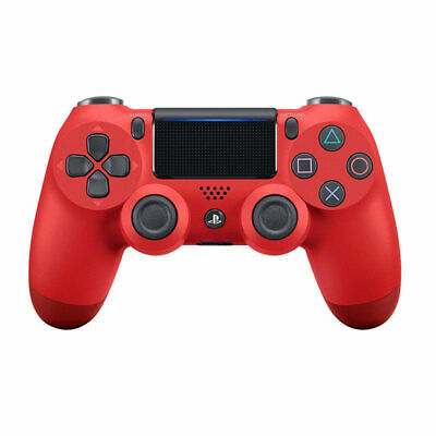 PlayStation 4 PS4 DUALSHOCK 4 Game Controller Wireless Gamepad V2 RED
