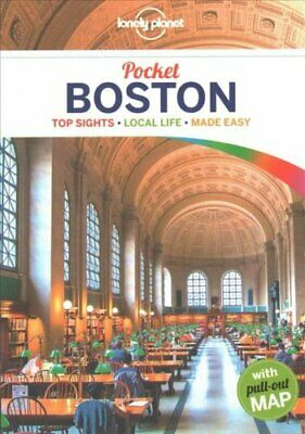 Lonely Planet Pocket Boston by Lonely Planet 9781786572509 | Brand New