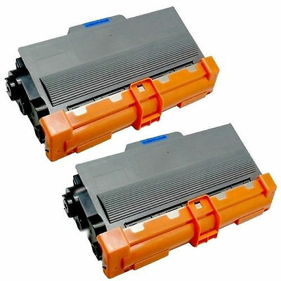 2PK TN780 TONER CARTRIDGE use for BROTHER TN-780 DCP-8250DN HL-6180DW MFC-8950DW