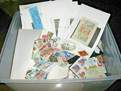 HODGEPODGE worldwide stamps, 450 all different, unsearched value, nice lot!