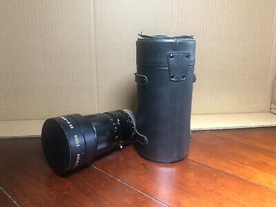 Sun Cosmicar Television Zoom 22.5~90mm F1.5 Camera Lens C-Mount 92183