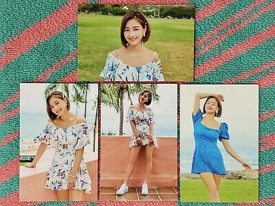 TWICE - POP UP STORE Twaii's Shop Official Trading Card Photocard - Jihyo
