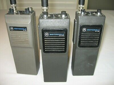 MOTOROLA HT440 LOT Of 7 Radios +++More - $85 00 | PicClick