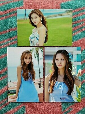 TWICE - POP UP STORE Twaii's Shop Official Trading Card Photocard - Tzuyu