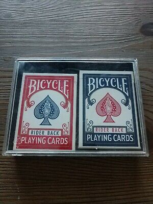 Bicycle Playing Cards Rider Back 808