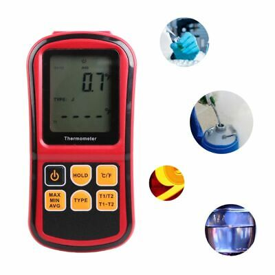 Gm1312 Digital Thermometer Thermocouple Sensor -50~300℃ Uk