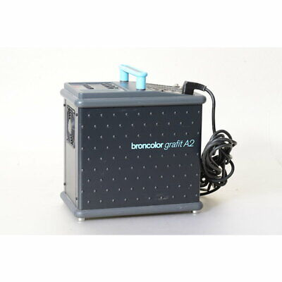 Broncolor Graphite A2 - 190480 - Microprocessor-Controlled Power Pack