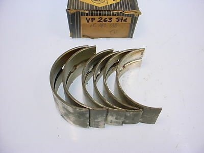 New//Old Ford Michigan Engine Bearing Ford R 7380 CAP Standard CB-583P 6 Pairs