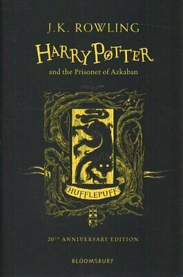 Harry Potter and the Prisoner of Azkaban - Hufflepuff Edition 9781526606204