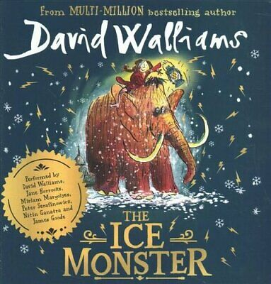 The Ice Monster by David Walliams 9780008310882   Brand New   Free UK Shipping
