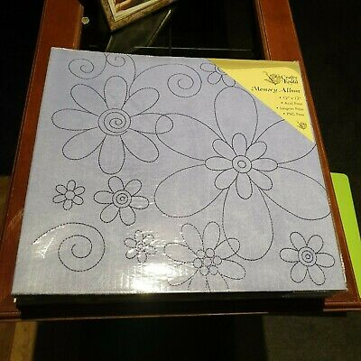 """12""""X12""""  Post Bound Scrapbook Albums - with refill packs"""
