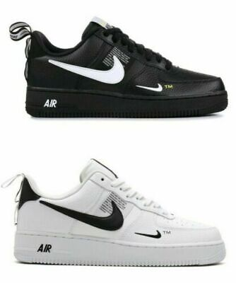 NIKE AIR FORCE 1 07 LV8 Utility Fluo Mens Shoes AF1 Sneakers New