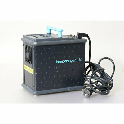 Broncolor Graphite A2 - Microprocessor-Controlled Power Pack - 180171