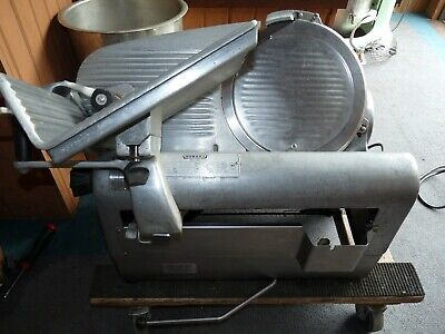 Hobart 1712 Automatic Deli Meat Cheese Slicer Commercial In Ashland Ohio Auto