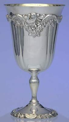 Wallace BAROQUE SILVERPLATE (OLDER) Water Goblet 5800450
