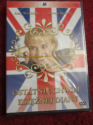 POLISH DVD?? 'Diana: A Tribute to the People's Princess. Starring Amy Seccombe