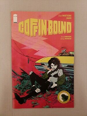 Image Comics Coffin Bound By Dan Watters #1 Single Issue Conic Book 2019