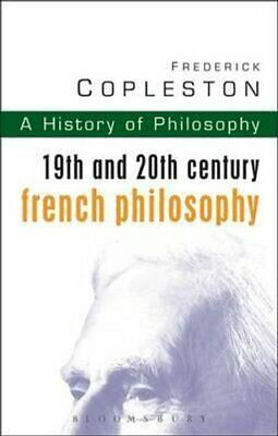 History of Philosophy: 19th and 20th Century French Philosophy ... 9780826469038