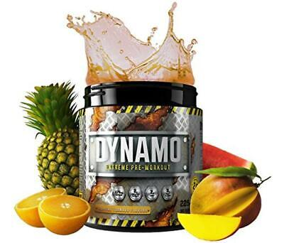 PD Dynamo Extreme Pre Workout Powder 30 Energy Packed Servings All Flavours