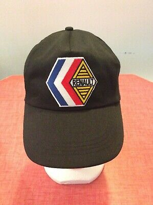 Ca-A043 Casquette Renault / Neuf / Taille Unique Adulte