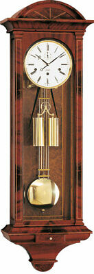 Kieninger 2542-31-01 - Wall Clock - Mahogany - Pendulum Clock - New