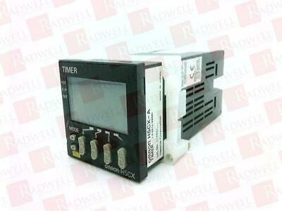 Omron H5Cx-A-Ac100/240 / H5Cxaac100240 (Used Tested Cleaned)
