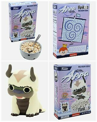 Funko's Pocket Pop Cereal APPA Avatar Last Airbender Box Lunch Exclusive PRESALE