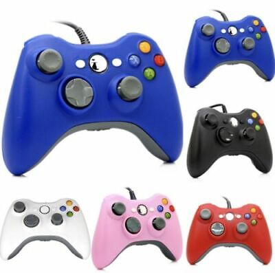 Brand New Xbox 360 Controller USB Wired Game Pad For Microsoft Xbox 360 / PC UK