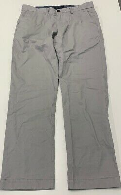 Men's Tommy Hilfiger Tailored Fit Chino Pant GRAY  32x30