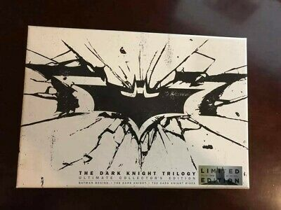 The Dark Knight Trilogy: Ultimate Collectors Edition! Limited Edition /141,000
