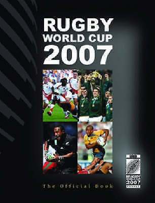 IRB Rugby World Cup: The Official Book, Mike Miller, Very Good Book