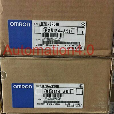 1PC Brand New Omron R7D-ZP01H One year warranty free Shipping