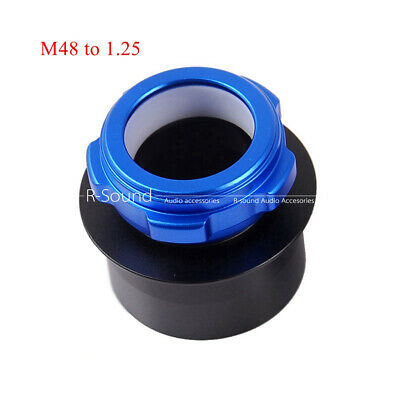 """Easy coaxial twist Lock Adapter (M48 to 1.25"""")"""