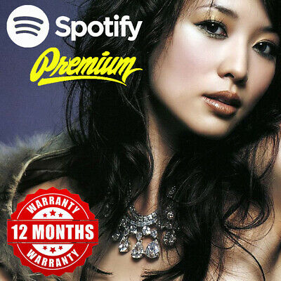 Spotify  Premium 12 Months Warranty Read Description