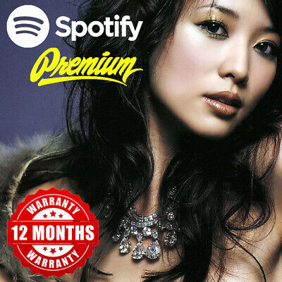 Spotify Premium Up To 12 Months 1 Year