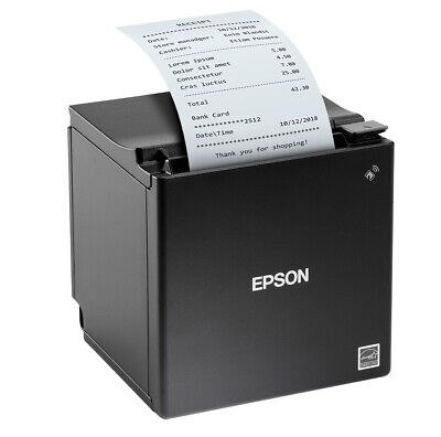 POS Printer EPSON TM-M30 ETHERNET RECEIPT PRINTER USB/Ethernet BLACK