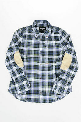 DSQUARED2 KIDS boys Shirts Checked Shirt Multicolor