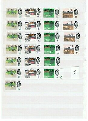 GB 1964 GEOGRAPHICAL Selection MOUNTED MINT Stamps RETIREMENT SALE #25