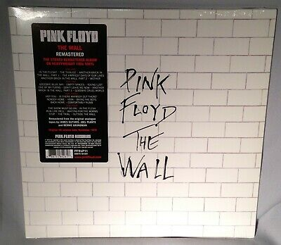 LP PINK FLOYD The Wall 2LPs 180 gram 2016 NEW MINT SEALED