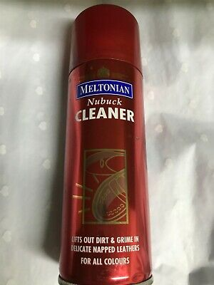 Meltonian Suede & Nubuck Cleaner / For All Colors 200ML