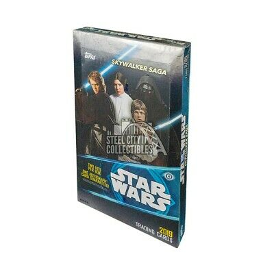 2019 Topps Star Wars: Skywalker Saga Hobby Box