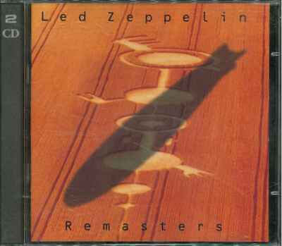 "LED ZEPPELIN ""Remasters"" 2CD"