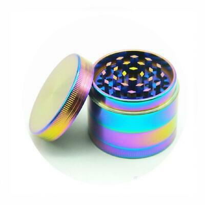 Moore Colourful 4 Pieces Metal Zinc alloy Tobacco 40mm/1.5inch, Rainbow