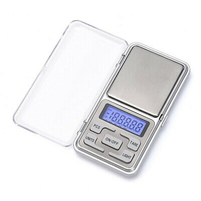 500g/0.01g Precise LCD Digital Jewelry Electronic Scale Weighing Balance Mystic