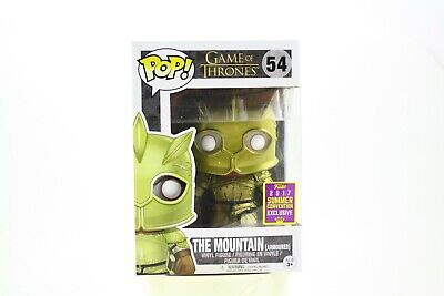 Funko Pop Game of Thrones #54 The Mountain (Armored) 2017 Summer Exclusive