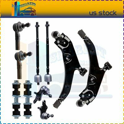 Front Lower Driver Side Control Arm Assembly For 1991-1997 Toyota Paseo Tercel
