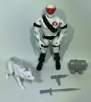 Black Major Custom Snake Eyes Argent Cobra Mortal With Wolf